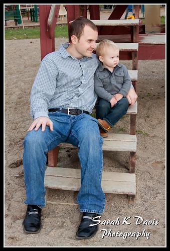 Logan & Daddy