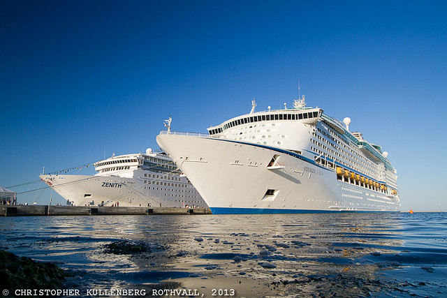 ZENITH and VOYAGER OF THE SEAS