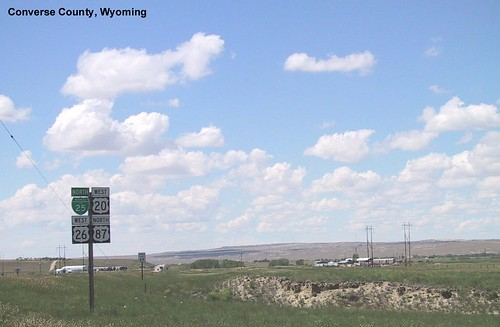 Converse County WY