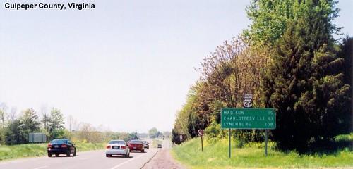 Culpeper County VA