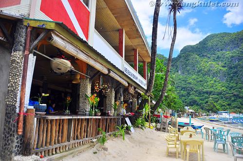 Og's Pension, El Nido, Palawan
