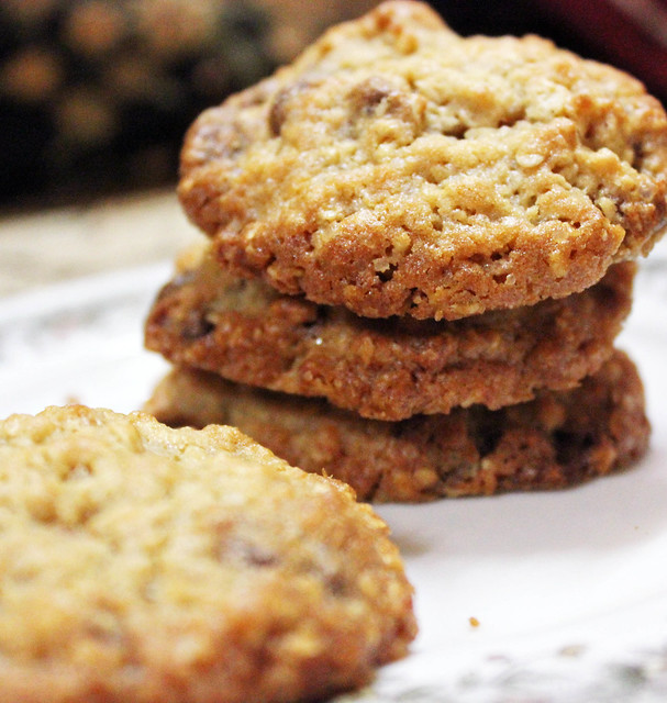 Oatmeal Raisin Coconut Chocolate Chip Cookies | Flickr - Photo Sharing ...