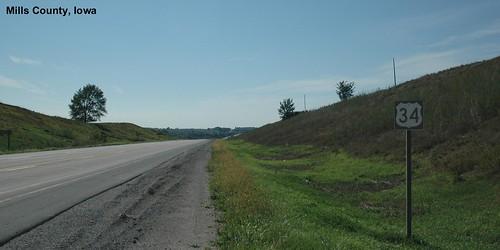 Mills County IA