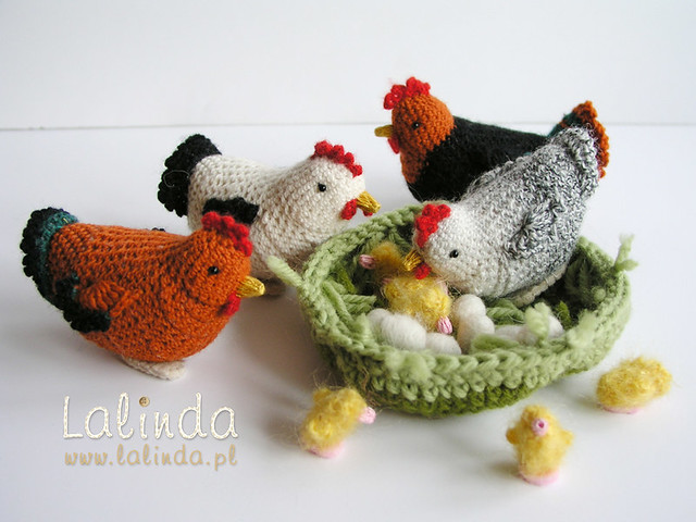 Crochet Chicken Flickr Photo Sharing