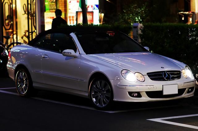 Ginza Mercedes
