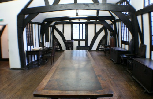 First Floor of Leicester Guildhall