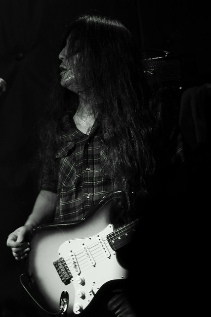 O.E. Gallagher live at Shimbashi ZZ, Tokyo, 21 Oct 2012. 068