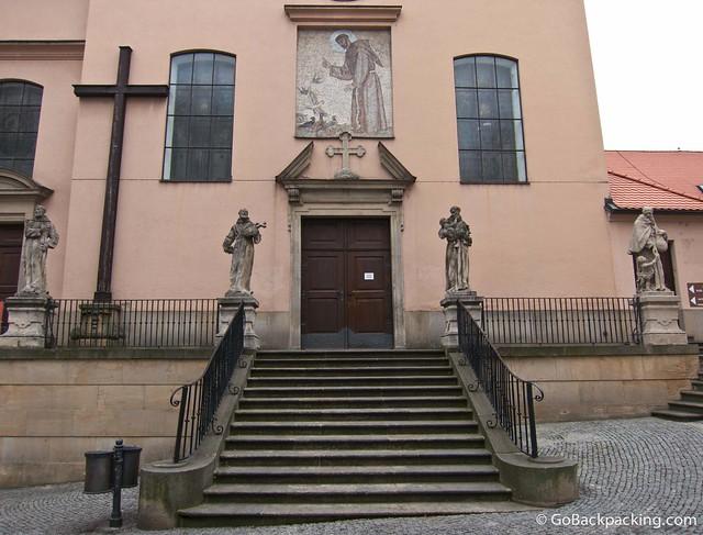Capuchin Church and Crypt