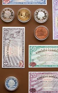 Liberty Dollar examples