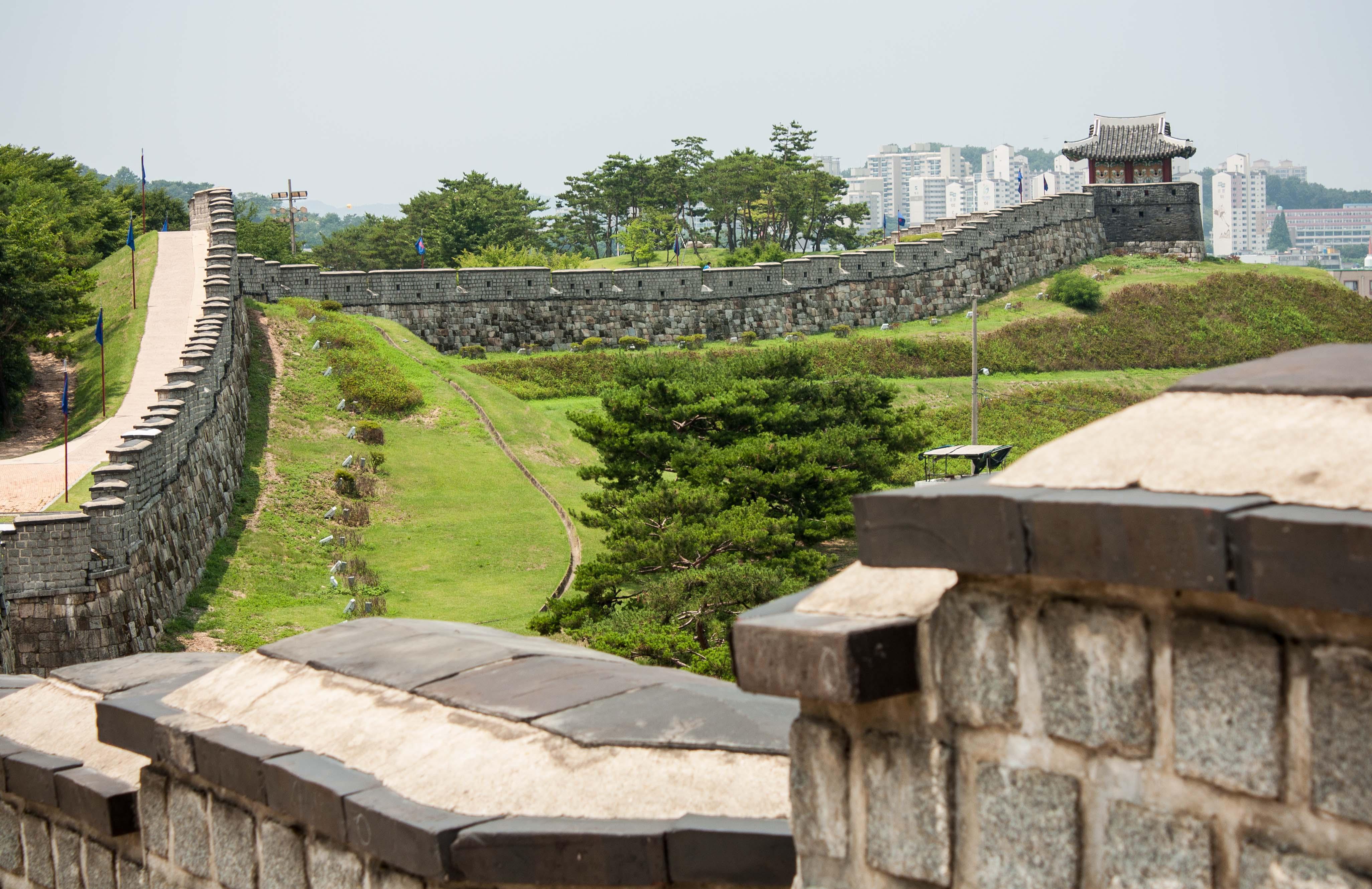 hwaseong fortress 3