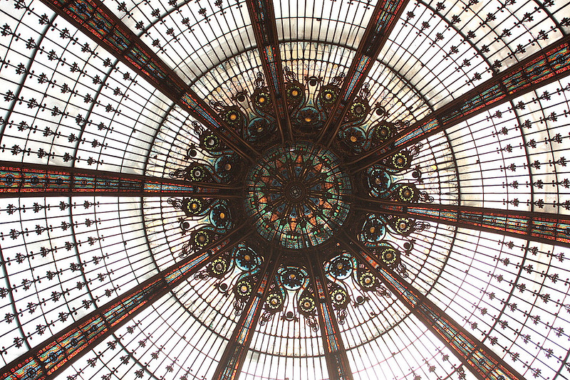 a closer look at the belle epoque dome