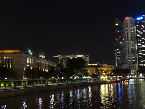 River Side at Singapore