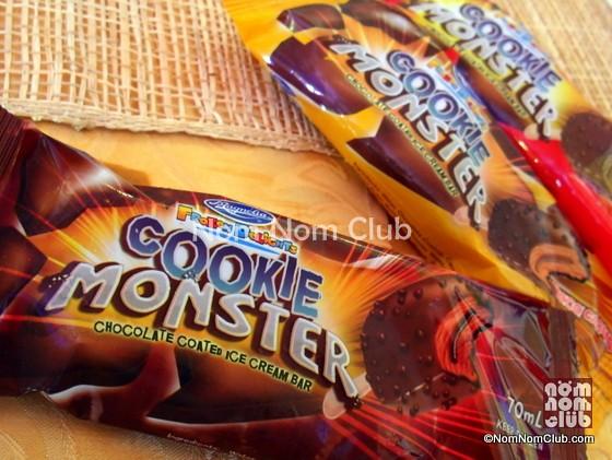 Magnolia Cookie Monster,Choco Classic