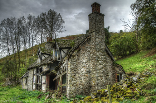 Ruined House HDR