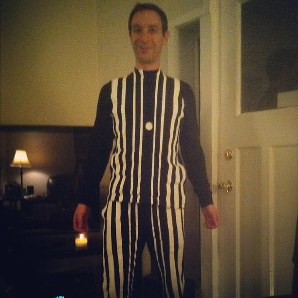 Halloween costume comp...