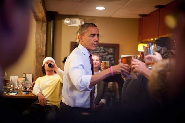 Barack Obama in New Hampshire - October 27th