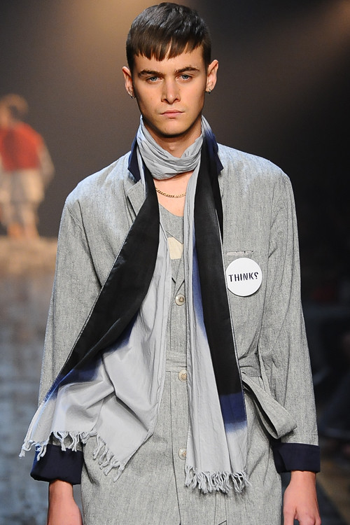 Joseph 3009_SS13 Tokyo Factotum(Fashion Press)