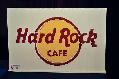 Hard Rock Cafe - LEGO style