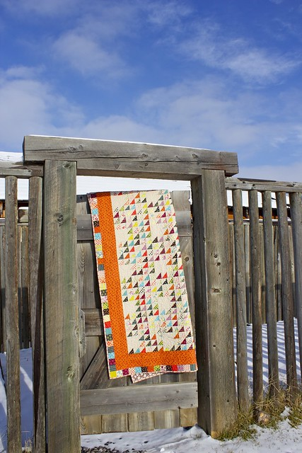 Chicopee Trails Quilt