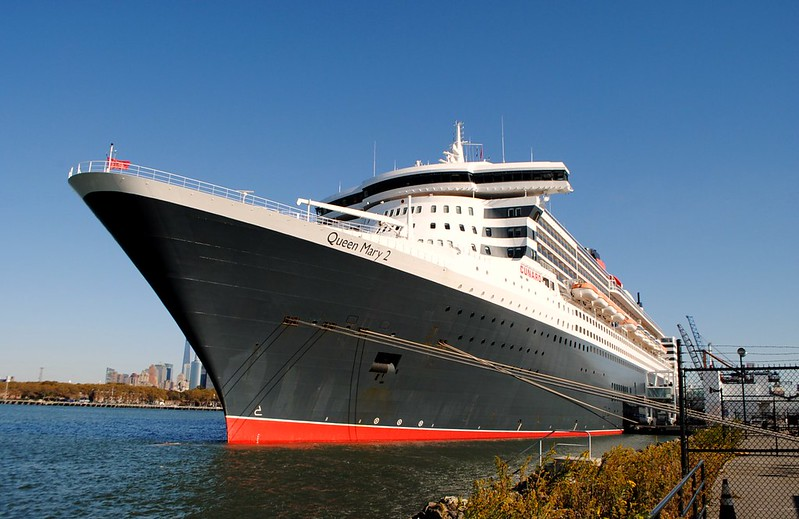 Cunard Queen Mary 2 - Brooklyn NY