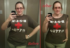MASH Shirt Before & After