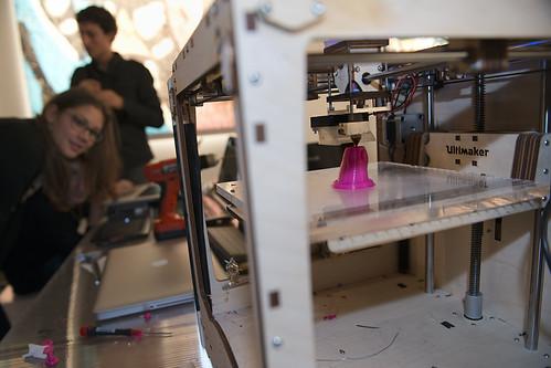 Wefab - 3dprinting workshop