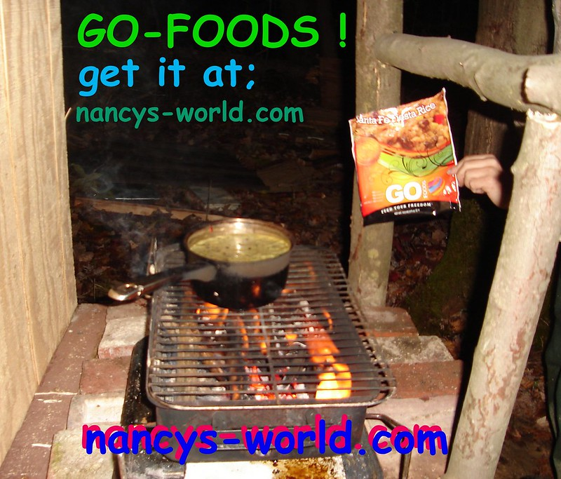 Survival Chef & Go-Foods !