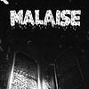 "MALAISE ""sick sad world"" special halloween cover artwork"