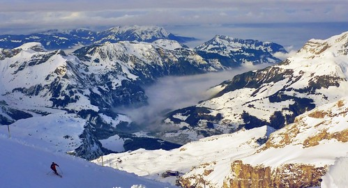 switzerland mount titlis