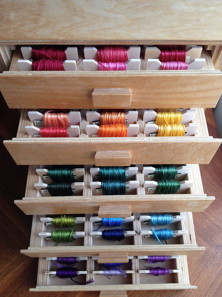 Floss Storage