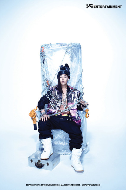 G-Dragon from BigBang