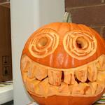 Myriad celebrates Halloween