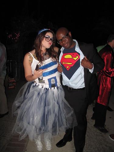 R2 Chola & Calvin Ellis