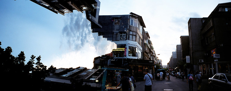 半日台北城