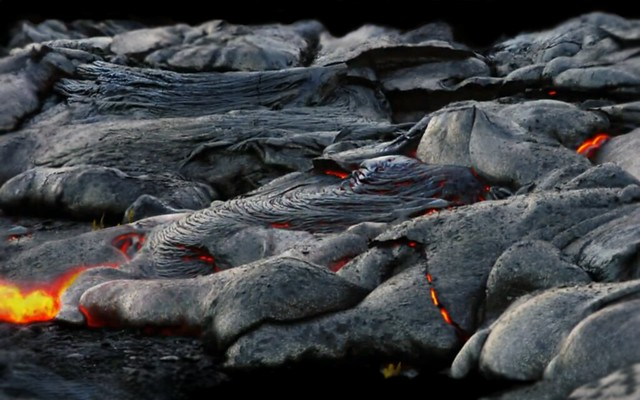 Power of Mother Nature - lava 001