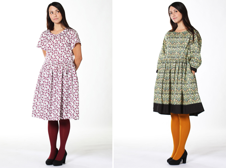Clement Dress & Nightingale Dress