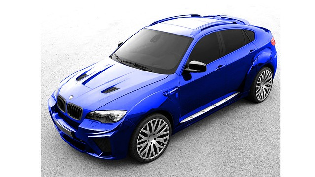 Kahn Design BMW X6
