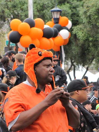 SF Giants Victory Event