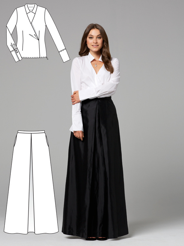 Opposites Attract: 12 New Women's Sewing Patterns – Sewing Blog ...