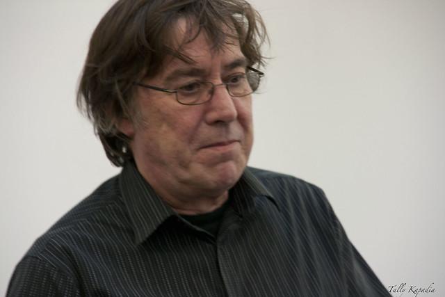 Header of Alan Halsey