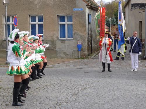 Tanzmariechen vom Mittenwalder Karnevalsverein
