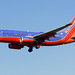N740SW Southwest Airlines B737-700