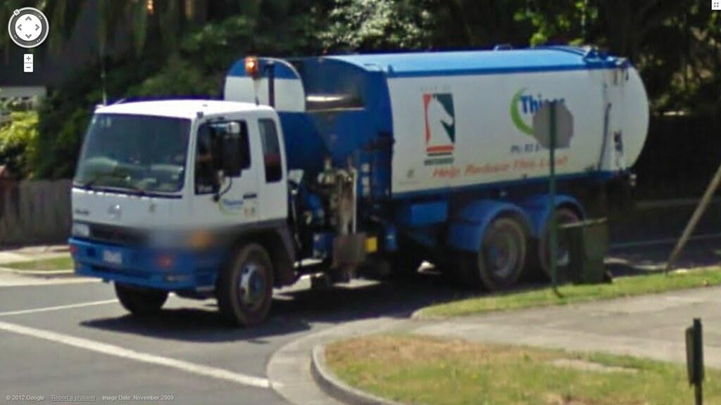Mastec Trucks