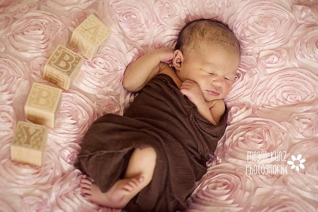 Waco Texas Photographer Megan Kunz Photography Abigail B Newborn 2-3blog