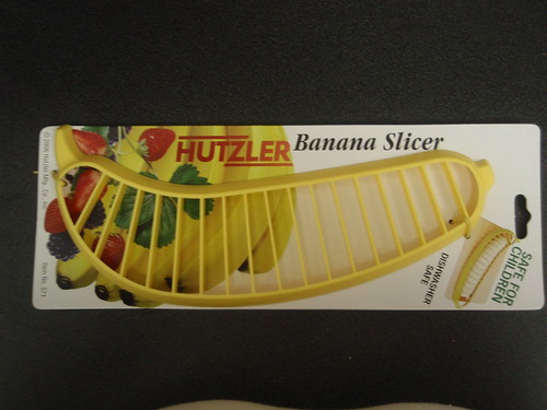 the hutzler 571 banana slicer