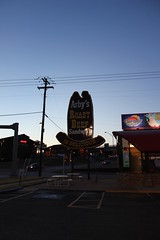 Old Arby's Sign, Wichita Falls, Texas