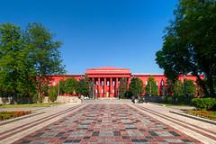 Die Nationale Taras-Schewtschenko-Universit�t Kiew. Photo: Matt Shalvatis / flickr Namensnennung, nicht kommerziell, Weitergabe unter gleichen Bedingungen Creative Commons Licence