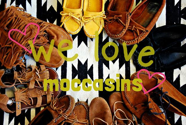 we love moccs
