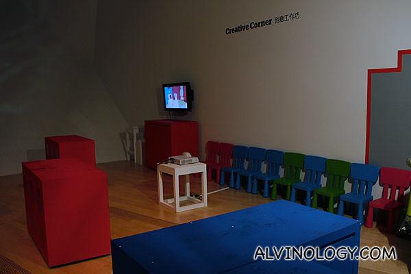 Kids Creative Corner