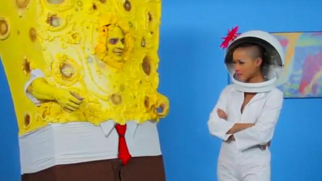 porn parody spongebob